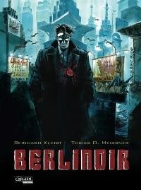 Comic Cover - Berlinoir, Rechte bei Carlsen Comics