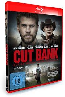 Blu-ray Cover - Cut Bank – Kleine Morde unter Nachbarn, Rechte bei Koch Media