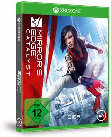 Xbox One Cover - Mirror's Edge Catalyst, Rechte bei EA