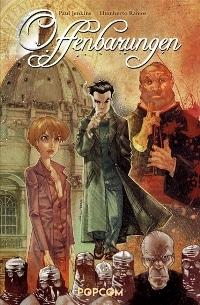 Comic Cover - Offenbarungen, Rechte bei popcom