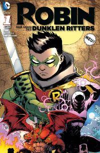 Comic Cover - Robin - Der Sohn des dunklen Ritters #1: Das Jahr des Blutes, Rechte bei Panini Comics