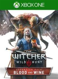 Xbox One Cover - The Witcher 3: Wild Hunt - Blood and Wine, Rechte bei Bandai Namco