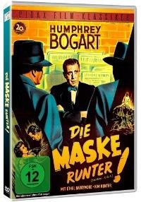 DVD Cover - Die Maske runter!; Rechte bei Pidax Film