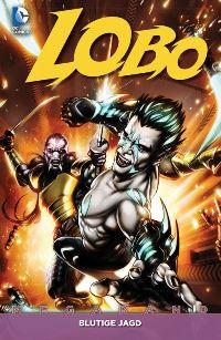 Comic Cover - Lobo Megaband #1: Blutige Jagd, Rechte bei Panini Comics