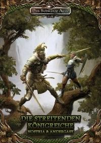 Regionalband Cover - DSA5: Die Streitenden Königreiche Nostria und Andergast, Rechte bei Ulisses Spiele