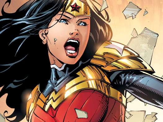 Wonder Woman - Wonder Woman – Göttin des Krieges #2: Götterzorn, Rechte bei Panini Comics