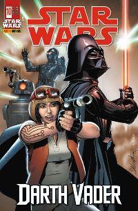 Comic Cover - Star Wars #10: Darth Vader - Schatten und Geheimnisse, Rechte bei Panini Comics
