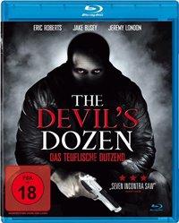 Blu-ray Cover - The Devil's Dozen - Das teuflische Dutzend, Rechte bei MIG Filmgroup