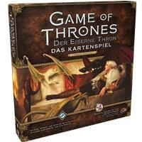 Kartenspielschachtel - Game of Thrones Kartenspiel: Der Eiserne Thron: Grundset 2. Edition, Rechte bei Heidelberger Spieleverlag