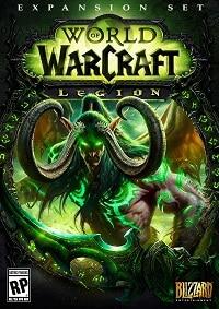 World of Warcraft: Legion Rechte bei Blizzard Entertainment
