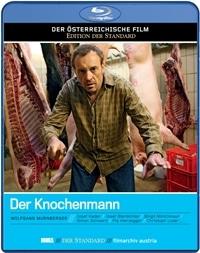 Blu-ray Cover - Der Knochenmann, Rechte bei Hoanzl