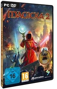 PC Cover - Magicka 2, Rechte bei Paradox Interactive