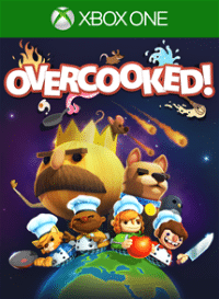 Xbox One Cover - Overcooked, Rechte bei Team17 Digital