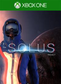 Xbox One Cover - The Solus Project, Rechte bei Grip Digital