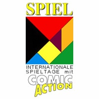 Internationale Spieltage Essen - Logo