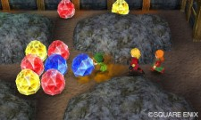 Kleine Rätsel, um weiterzukommen. Alle Rechte bei Nintendo   Square Enix