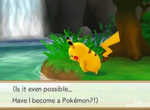 Pokemon Super Mystery Dungeon Erwachen als Pokemon