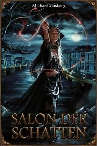 Buchcover - Splitterdämmerung Band 1: Salon der Schatten, Rechte bei Ulisses Spiele