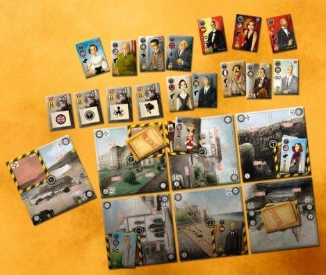 Stadt der Spione: Estoril 1942, Rechte bei Heidelberger Spieleverlag