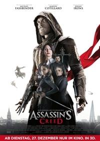 Filmplakat - Assassin's Creed, Rechte bei © 2016 Twentieth Century Fox