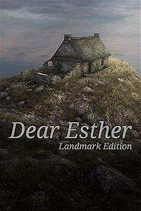 Xbox One Cover - Dear Esther: Landmark Edition, Rechte bei Curve Digital
