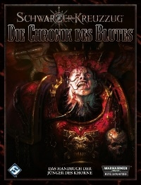 Warhammer 40.000: Schwarzer Kreuzzug - Die Chronik des Blutes, Rechte bei Heidelberger Spieleverlag / Ulisses Spiele