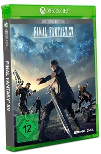 Xbox One Cover - Final Fantasy XV, Rechte bei Square Enix