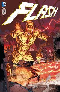 Comic Cover - Flash 11: Meister der Zeit, Rechte bei Panini Comics