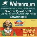 Dragon Quest VIII: Die Reise des verwunschenen Königs Gewinnspiel
