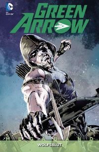 Comic Cover - Green Arrow Megaband #4: Wolfsblut, Rechte bei Panini Comics