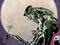 Green Arrow Megaband #4: Wolfsblut