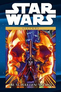 Comic Cover - Star Wars Comic-Kollektion #1: Im Schatten Yavins, Rechte bei Panini Comics