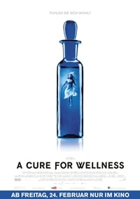 A Cure for Wellness, Rechte bei © 2017 Twentieth Century Fox