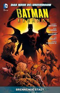 Batman Eternal #5: Brennende Stadt, Rechte bei Panini Comics