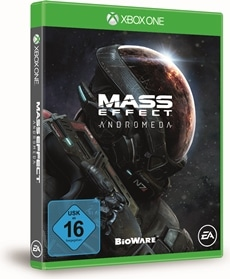Xbox One Cover - Mass Effect: Andromeda, Rechte bei Electronic Arts