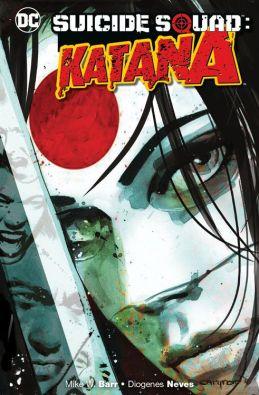 Suicide Squad: Katana, Rechte bei Panini Comics