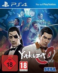 Yakuza Zero, Rechte bei SEGA