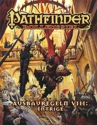 Cover - Pathfinder Ausbauregeln VIII: Intrigen