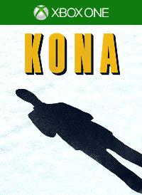 Xbox One Cover - Kona, Rechte bei Ravenscourt
