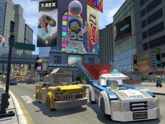 LEGO City Undercover, Rechte bei Warner Bros. Interactive Entertainment