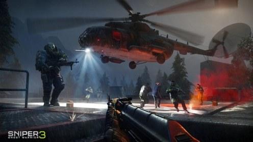 Sniper Ghost Warrior 3, Rechte bei CI Games