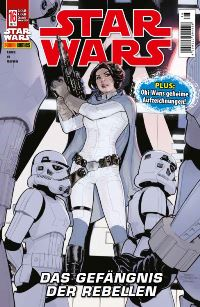 Comiccover - Star Wars #16, Rechte bei Panini Comics