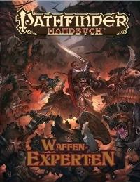Cover - Pathfinder: Handbuch: Waffenexperten, Rechte bei Ulisses Spiele