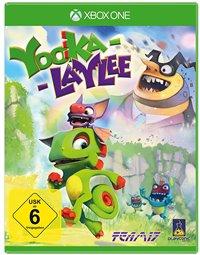 Yooka-Laylee, Rechte bei Team17