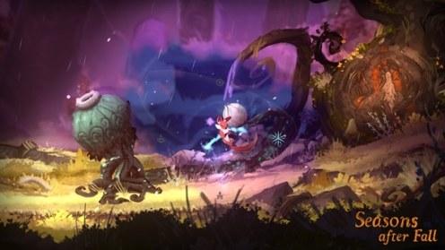 Seasons After Fall, Rechte bei Focus Home Interactive