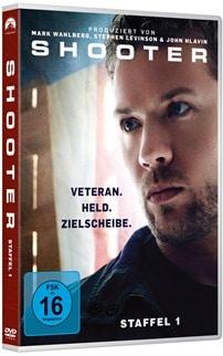 Shooter - Season 1, Rechte bei Paramount