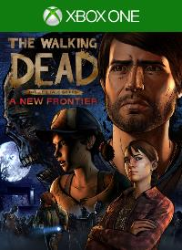 Xbox One Cover - The Walking Dead: The Telltale Series - A New Frontier, Rechte bei Telltale Games