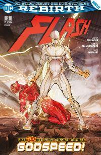 Flash 2: Godspeed, Rechte bei Panini Comics