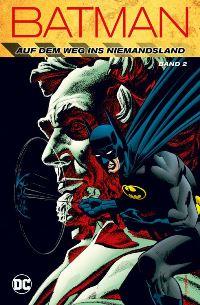 Batman: Auf dem Weg ins Niemandsland #2, Rechte bei Panini Comics
