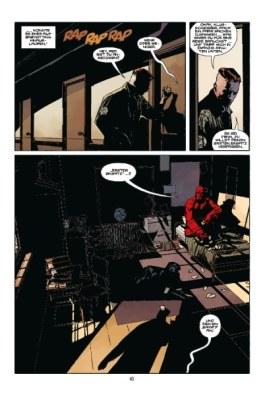 Hellboy #14: Hellboy und die B.U.A.P. 1952, Rechte bei cross cult